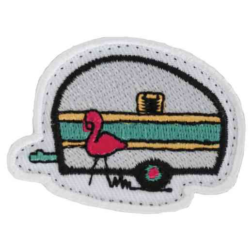 VP064: Camper with Flamingo